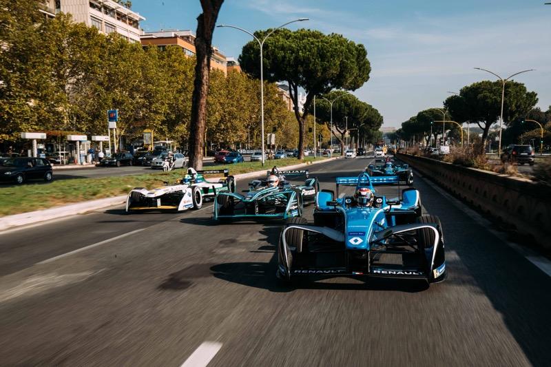 formula e 4 E Prix de Hong Kong, da inicio la cuarta temporada de la Formula E