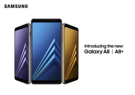 """Samsung Galaxy A8 y A8+: """"Pantalla Infinity"""" para la gama media-alta de la firma coreana"""