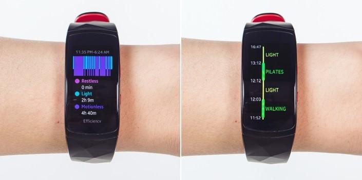 Gear Fit2 Pro, el regalo ideal para comenzar el 2018 de manera saludable - gear-fit2-pro-samsung_9
