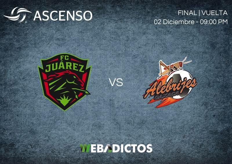 Juárez vs Alebrijes, Final de Ascenso MX A2017 ¡En vivo por internet! - juarez-vs-alebrijes-final-ascenso-mx-apertura-2017-800x566