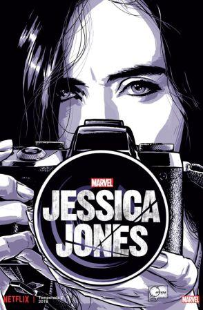 Netflix anuncia fecha de la segunda temporada de Marvel's Jessica Jones