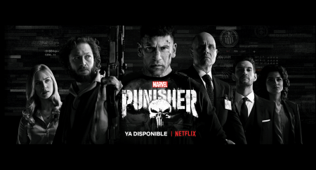 Netflix presenta detrás de cámaras de Marvel's The Punisher