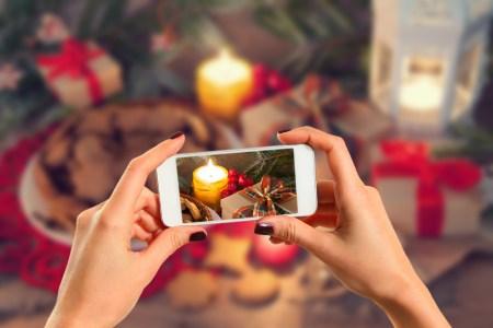 Cuando la Navidad llega a las redes sociales