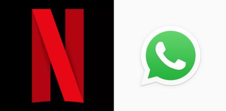 Netflix utilizará WhatsApp para poder comunicarse con sus clientes en India