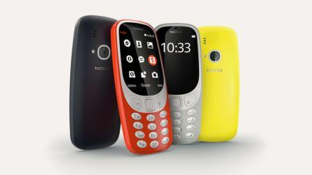 Aparece un Nokia 3310 con conectividad 4G LTE en China