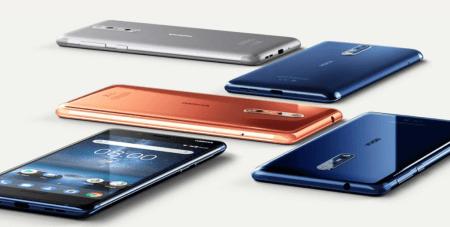 El Nokia 8 se actualiza a Android Oreo