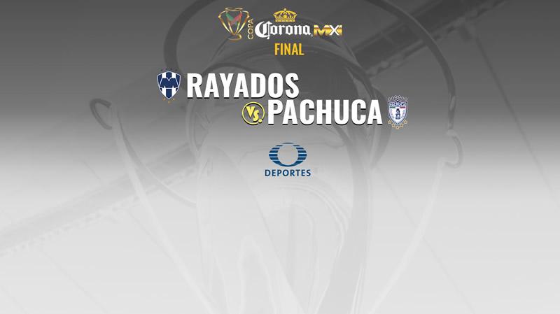 Monterrey es campeón de la Copa MX del Apertura 2017