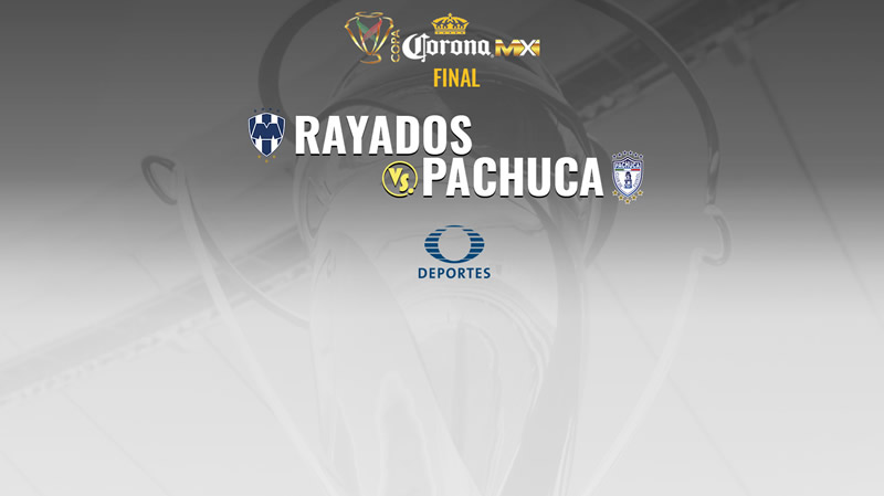 Monterrey vs Pachuca, Final Copa MX A2017 | Resultado: 1-0 - rayados-vs-pachuca-final-copa-mx-apertura-2017-800x449