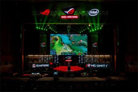 ROG Masters 2017: un hito en la historia de los eSports