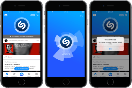 Shazam estaría a punto de ser adquirida por Apple