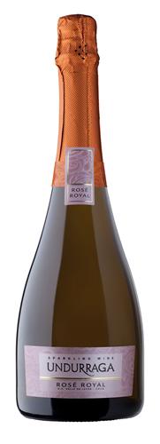 Los mejores vinos chilenos en 2017 elegidos en el AWoCA - vino-espumante-rose-royal