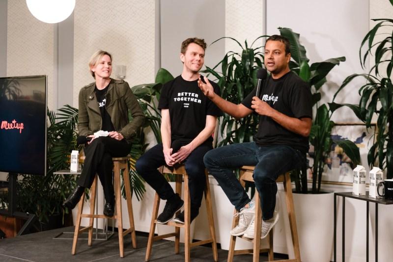 WeWork adquiere Meetup, compañía dedicada a reunir físicamente a personas con intereses similares - wework-meetup-800x534