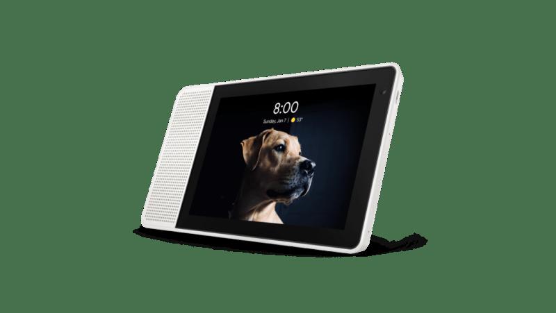 CES 2018: pantalla inteligente de Lenovo con el asistente de Google integrado - 8-inch-lenovo-smart-display-800x451