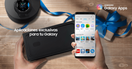 Galaxy Apps, una app con aplicaciones exclusivas para tu Galaxy y Gear