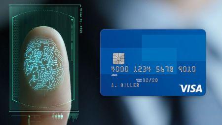 Visa inicia programas piloto de nueva tarjeta de pago con biometría