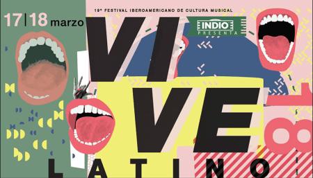 Festival Vive Latino 2018 ¡se reinventa! conoce todos los detalles del festival