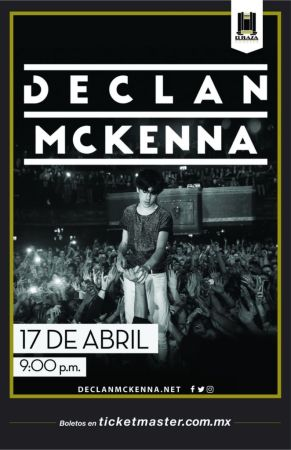 Declan McKenna, el controvertido artista inglés ¡llega a México!