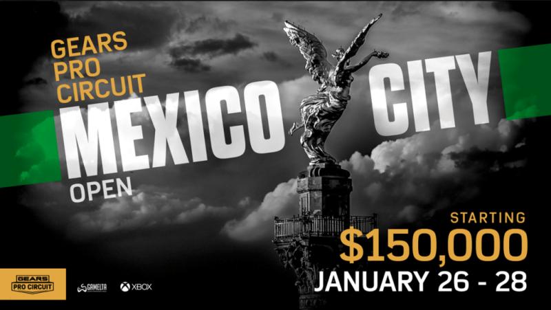 Gears of War inaugura las actividades del Gears Pro Circuit México City Open 2018 - gears-pro-circuit-800x451
