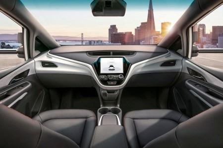 Cruise AV, el primer vehículo de conducción autónoma sin volante ni pedales