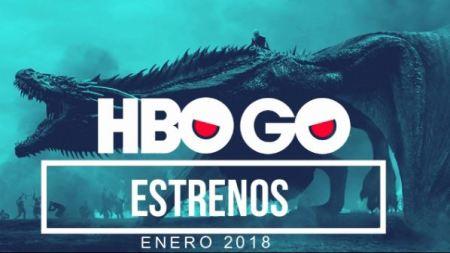 ¿Ya conoces los Estrenos de HBO en Enero de 2018?
