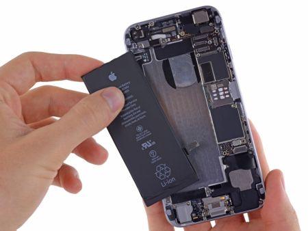 El reemplazo de baterías para los iPhone 6, 6 Plus y 6s Plus se retrasará por falta de suministro