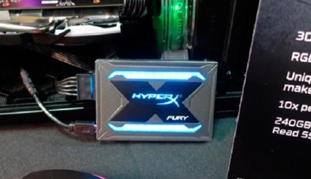 CES2018: Kingston presenta nuevos periféricos HyperX