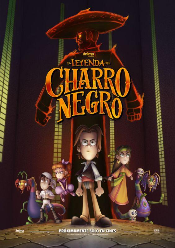 La leyenda del Charro Negro un éxito en las taquillas en México - la-leyenda-del-charro-negro