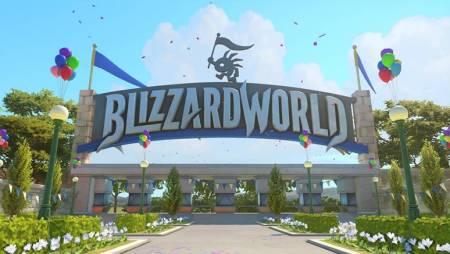 Mapa de Overwatch inspirado en parques de diversiones ¡Ya disponible!