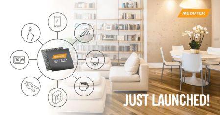 CES 2018: MediaTek ofrece soluciones inalámbricas para dispositivos inteligentes en las casas conectadas