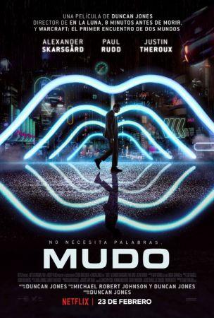 Netflix lanza el tráiler oficial y arte principal de la película MUDO