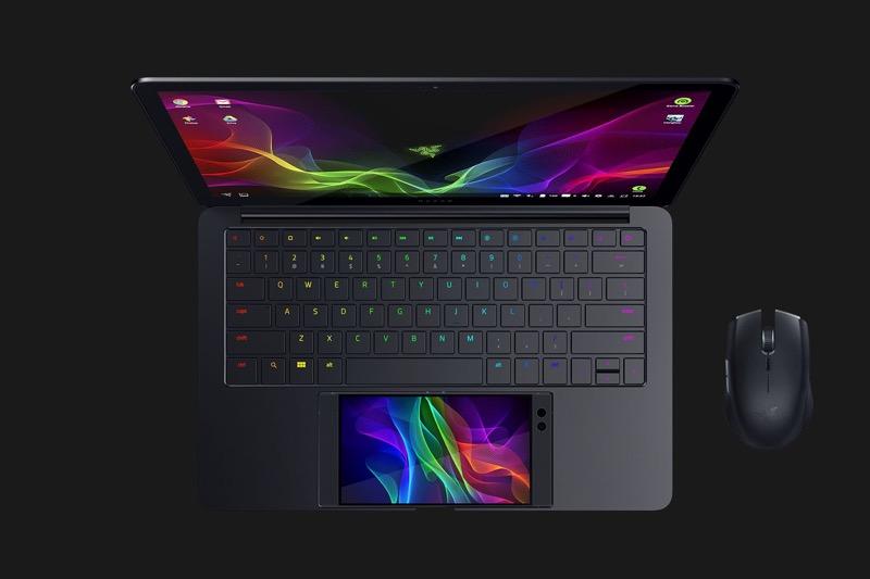 Razer Project Linda: híbrido de laptop y teléfono Android, multipremiado en el CES 2018 - project-linda-razer