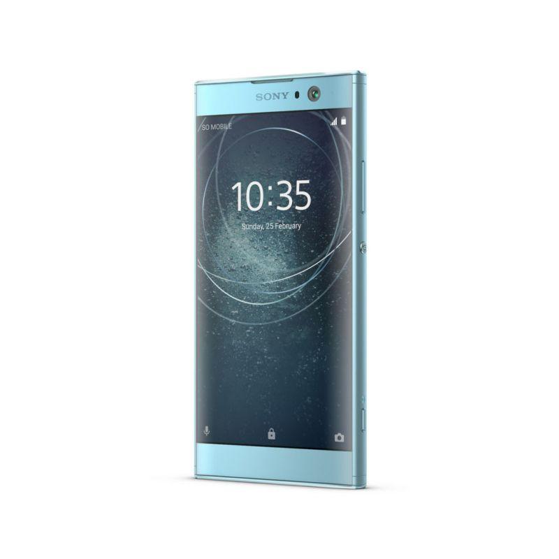 Los Sony Xperia XA2 y L2 son los primeros smartphones para el 2018 de la firma japonesa - xperiaxa2blue