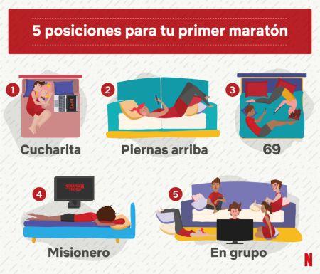 ¿Recuerdas tu primer maratón en Netflix? - 5-posiciones-para-tu-primer-maraton-en-netflix-a