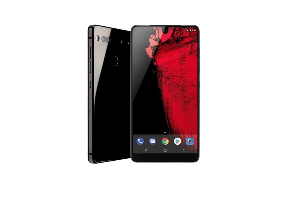 """Android P recibirá un lavado de cara para que los fabricantes puedan diseñar teléfonos con """"notch"""" - android-p-add-notch-like-essential-phone"""