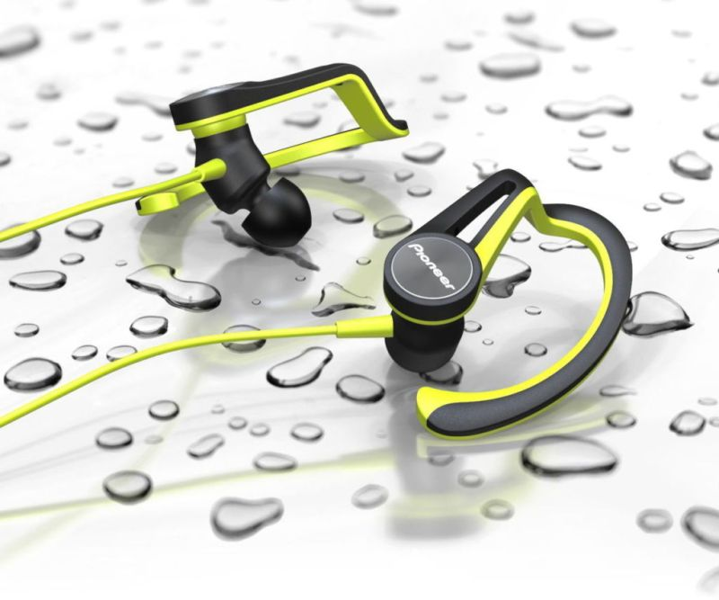 Audífonos deportivos Pioneer, diseño ergonómico y protección contra agua - audifonos-deportivos-pioneer_3