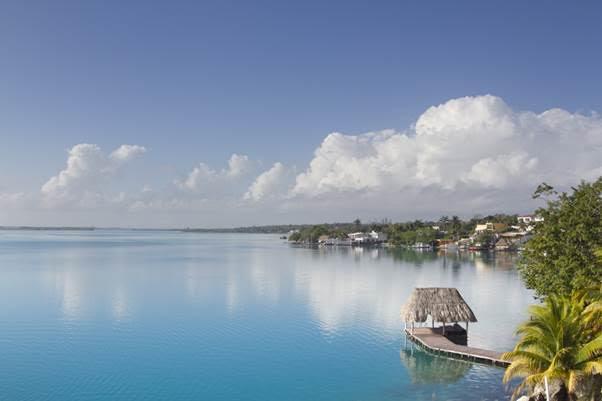 Los destinos más románticos de México - bacalar-quintana-roo-mexico