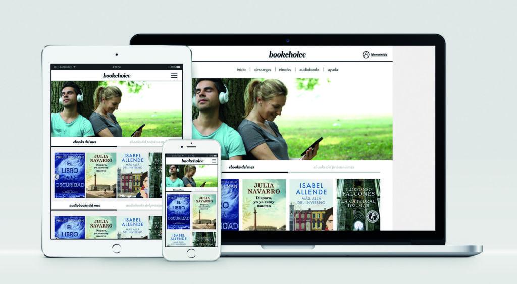 Literatura en streaming, ideal para millennials - bookchoice