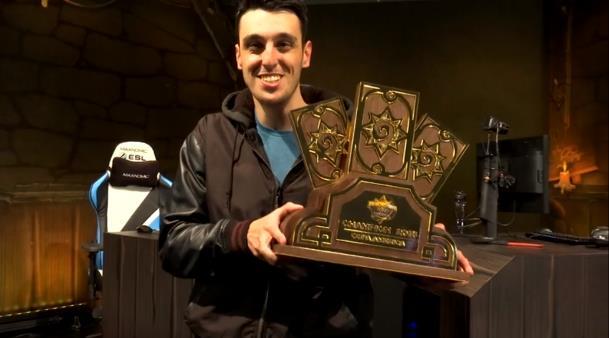 campeon de la copa america de hearthstone Campeón de la Copa América de Hearthstone 2018