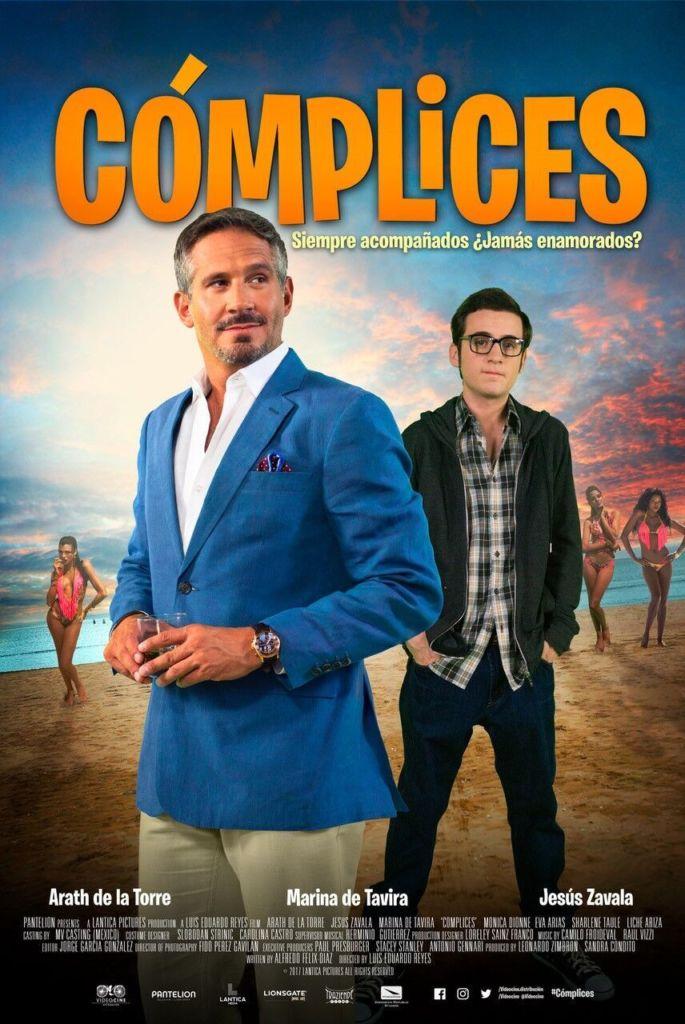 La película Cómplices se estrena en México - complices-poster
