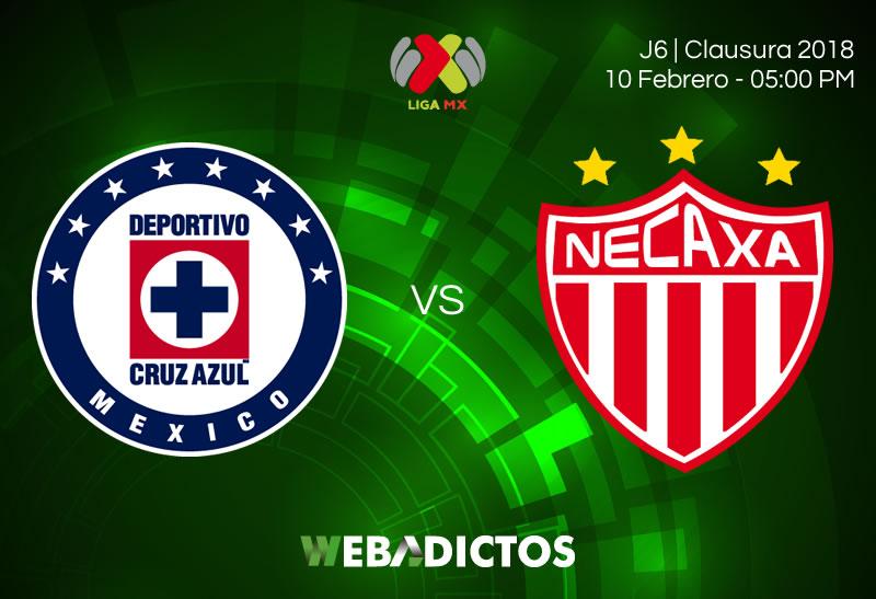 Cruz Azul vs Necaxa, J6 del Clausura 2018   Resultado: 0-2 - cruz-azul-vs-necaxa-clausura-2018-j6