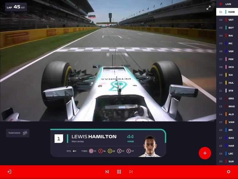 Formula 1 lanza F1 TV, su propio servicio de streaming - f1-tv_formula_1