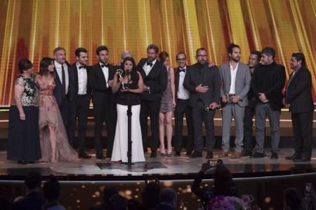 Ganadores de los premios TVyNovelas 2018