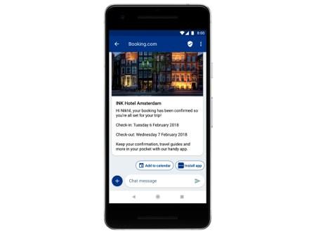 Google se alía con las grandes empresas telefónicas para que los mensajes RCS ayuden a conectar a negocios con sus clientes