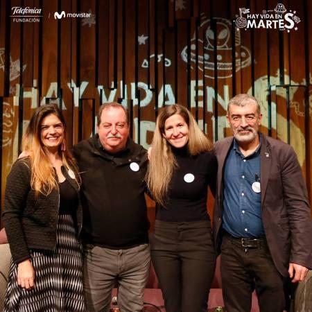 """""""Hay vida en marteS"""", charlas sobre cultura y tecnología por Fundación Telefónica"""