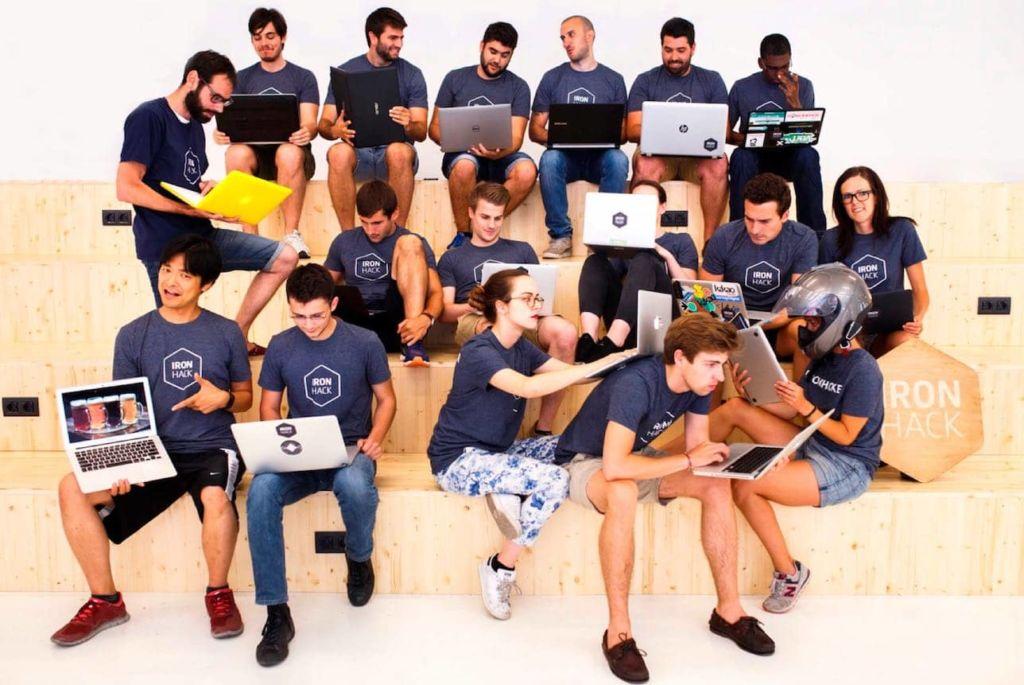 Ironhack, escuela europea de tecnología ¡llega a México! - ironhack