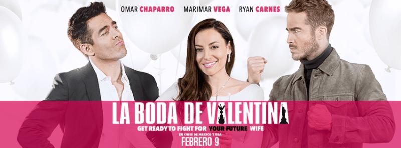 La Boda de Valentina se estrena en México el 9 de febrero - la-boda-de-valentina-800x296