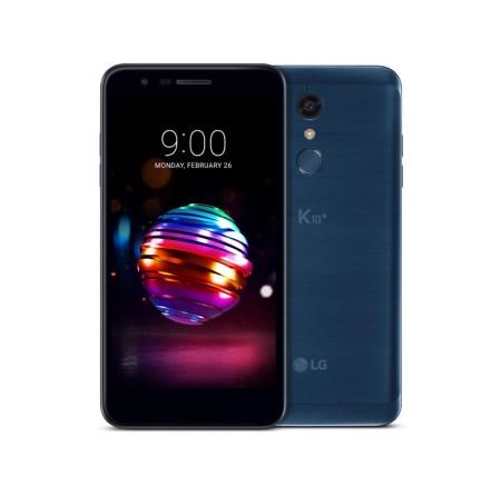 LG presentará en el MWC 2018 la nueva gama de smartphones K8 y K10 - lg-k10-moroccan-blue-450x447