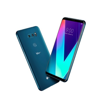 lg v30s thinq 444x450 MWC 2018: LG presenta el V30S ThinQ con inteligencia artificial