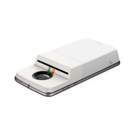Polaroid Insta-Share Printer, nuevo Moto Mod ¡Ya disponible en México! - motomods_polaroid_laydown_motoz2play
