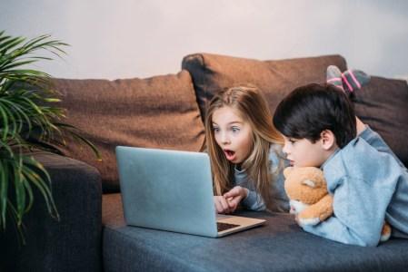 Niños en línea ¿Cómo protegerlos?
